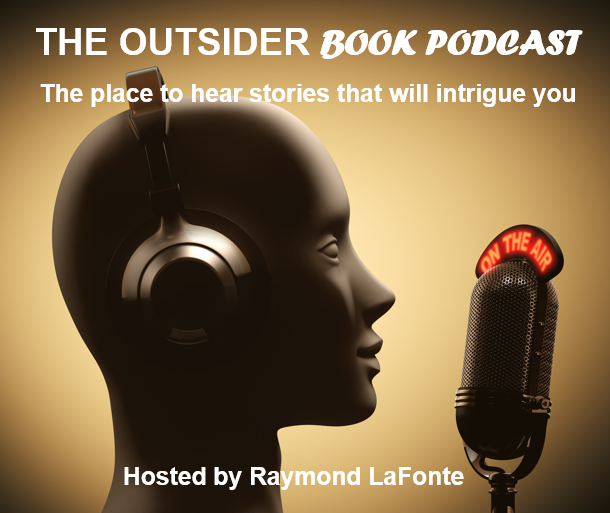 The Outside Book Podcast header
