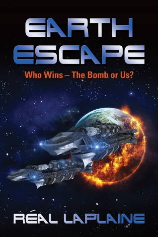 Earth Escape - a high concept dystopian thriller